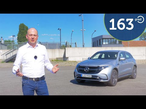 Mercedes EQC 400 AMG - Teil 2 - Verbrauch, Reichweite und Aufladen