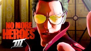 No More Heroes 3 - Extended Uncensored Reveal Trailer | E3 2019
