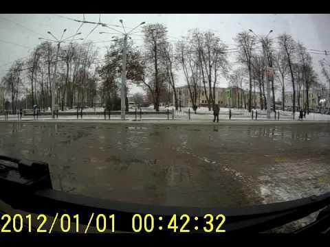 Автобус сбил ребенка и женщину в Витебске