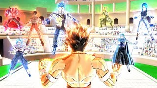 The CAC Battle Royale (8 Player CPU Tournament) In Dragon Ball Xenoverse 2