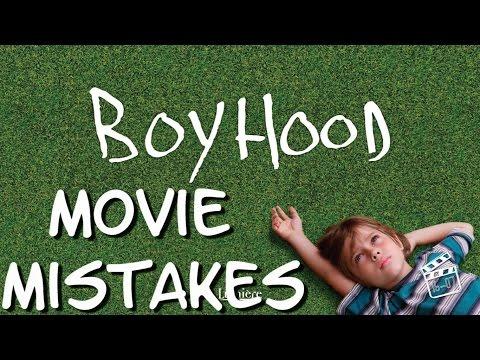 Biggest Movie MISTAKES You Missed in BOYHOOD