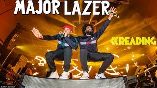 Major Lazer DROPS ONLY Reading Festival 2017