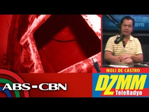 [ABS-CBN]  DZMM TeleRadyo: PDEA chief thankful for ally in Customs amid conflicting drug claims