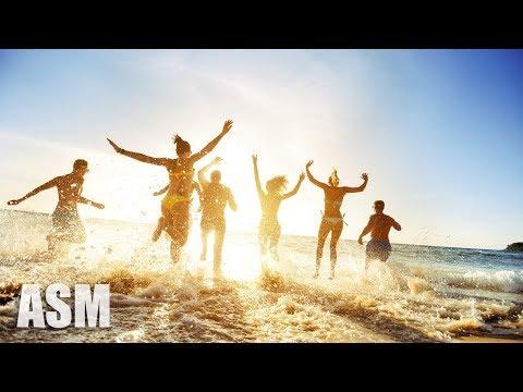Summer upbeat background music   travel music instrumental   by ashamaluevmusic