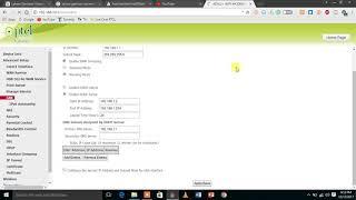 how to configure static ip in ptcl modem - ฟรีวิดีโอออนไลน์