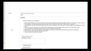 49 Essay draft peer eval - Bb assessment tool