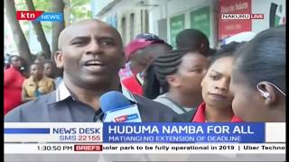 Huduma Namba: Mass Digital listing in Nakuru
