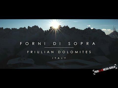 Sciare a Forni di Sopra - ©  FVGlive Youtube