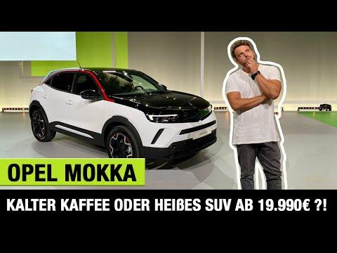 2021 Opel Mokka (130 PS) ☕️ Kalter Kaffee oder heißes SUV ab 19.990 €?! 🤯🔨 Review | Test | GS Line
