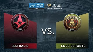 Astralis vs ENCE - Map 2 Inferno - Grand Final - Major IEM Katowice 2019