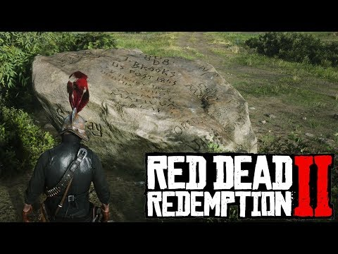 Secret Register Rock Found In Red Dead Redemption 2