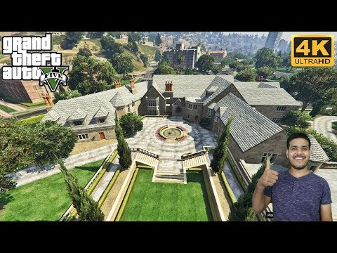 GTA 5 : Buying My Dream House In Los Santos 😍