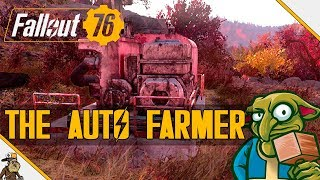 FALLOUT 76 base building The Extractor (Fallout 76 Tips and Tricks)