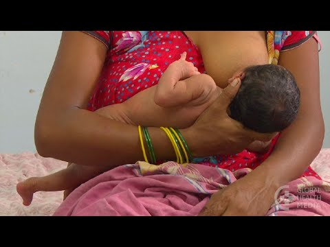 Breastfeeding Positions (Malay) - Breastfeeding Series
