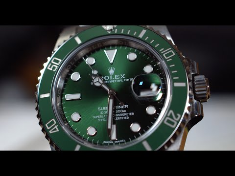 Rolex Submariner Date 116610LV Review