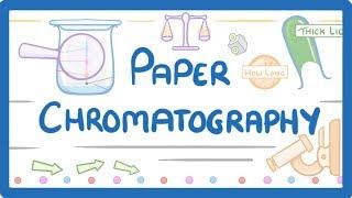 GCSE Chemistry - Paper Chromatography #48