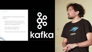 Blending Event Stream Processing with Machine Learning Using the Kafka Ecosystem