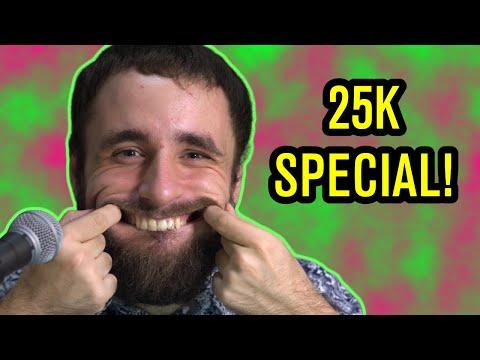 AMAZING! Behind the Scenes, News & MORE - BadEmpanada 25,000 Subscriber Special