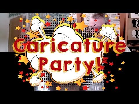 Caricature Party! Video