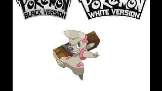 Timburr  - (Pokémon) - Pokemon Black/White - How to get catch a Timburr