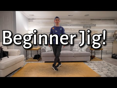 BEGINNER JIG 〡 Learn Irish Dance Tricks & Steps