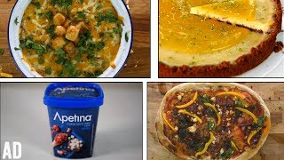 4 RECIPES IN 4 MINUTES ft APETINA CHEESE #ad
