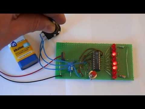 8-bit A/D-converter met ADC0804