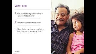 Webinar: Wellness Based on Data