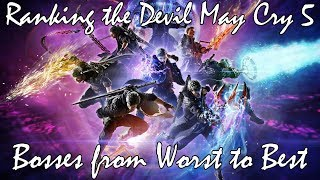 Ranking the Devil May Cry 5 Bosses from Worst to Best