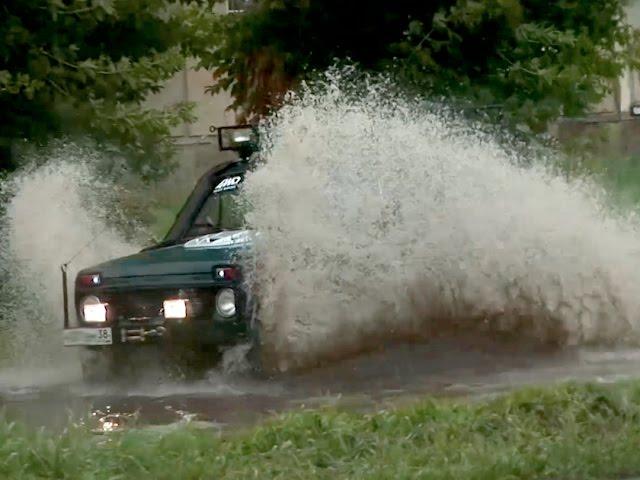 Ангарск затопило