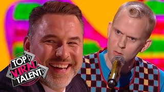 These HILARIOUS COMEDIANS make the JUDGES LOOSE IT!!!
