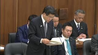 石井啓一国土交通大臣水循環政策担当国土交通委員会2017年12月1日