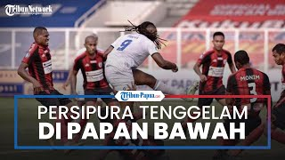 Persipura Jayapura Tenggelam di Papan Bawah Klasemen Liga 1 2021, Mutiara Hitam Baru Koleksi 5 Poin