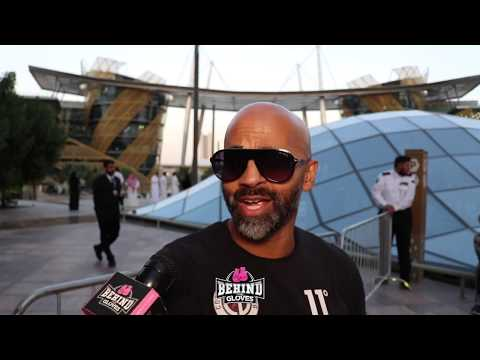 DAVE COLDWELL ON ANTHONY JOSHUA'S CURRENT CHANCES AGAINST DEONTAY WILDER, ANDY RUIZ MENTALITY + MORE
