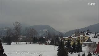 Zakopane , Dzień w Tatrach 2019-01-28