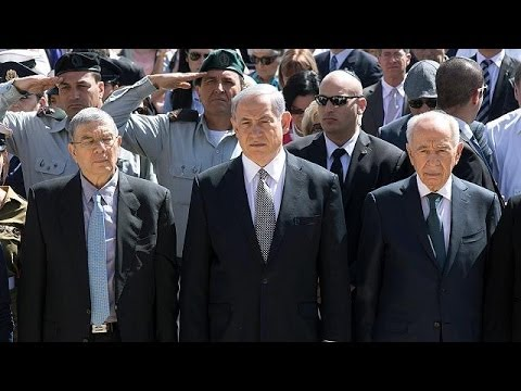 Israel rechaza en el Dia del Holocausto la oferta de los palestinos de retomar las negociaciones...