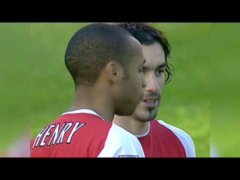 Download Arsenal Vs Southampton | 6-1 | 2002/03 [HQ] HD Mp4 3GP Video and MP3