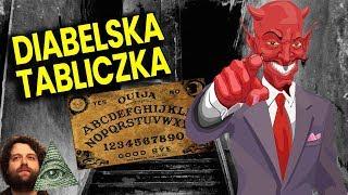 Diabelska Tabliczka Ouija – Jak Zabawa w Spirytyzm Prowadzi do Opętania lub Chorób Psychicznych PL