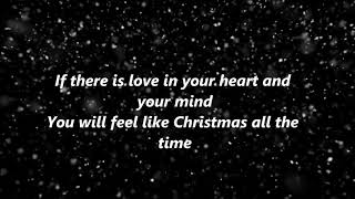 Faith Hill - Where Are You Christmas {Lyrics}