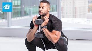 Man Maker Mayhem Workout | Total Body Dumbbell Fix
