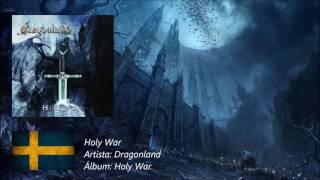 Dragonland - Holy War (HQ)