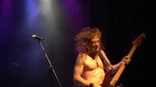 MESSIAH'S KISS DRAGONHEART LIVE 2016