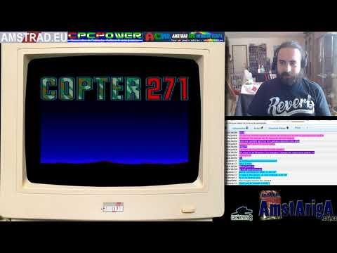 Copter 271 / Space Gun