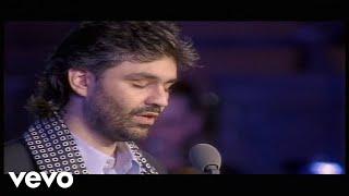 Andrea Bocelli Con Te Partiro Music
