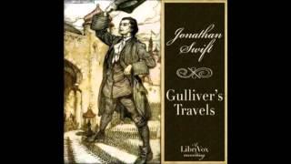 Gulliver's Travels audiobook - part 1