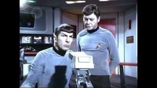 Spock/McCoy- DNA
