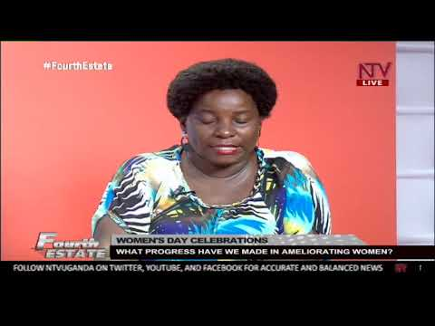 FOURTH ESTATE: What is Uganda's progress on women empowerment?