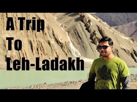 A Trip to Leh Ladakh #vlog