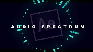 Tutorial Audio Spectrum - Adobe After Effect (Indonesia)