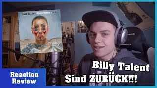 JA, JA Und Nochmal JA!!!1! | BILLY TALENT   Forgiveness I + II | Reaction & Review